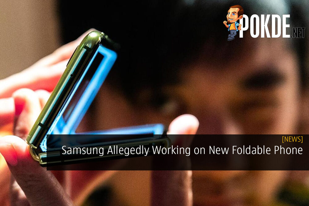 Samsung Allegedly Working on New Foldable Phone