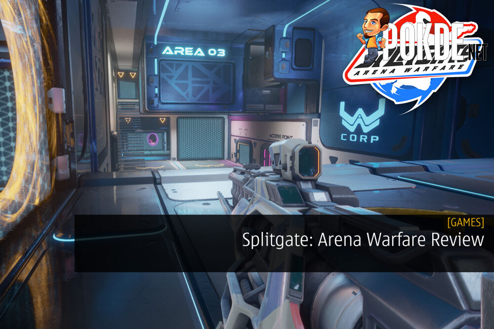 Splitgate: Arena Warfare Review 16