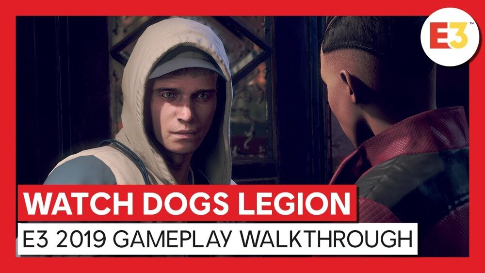 [E3 2019] Watch Dogs Legion Confirmed and Will Set in London