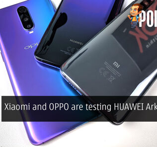 Xiaomi and OPPO reportedly testing HUAWEI Ark OS (UPDATED) 29