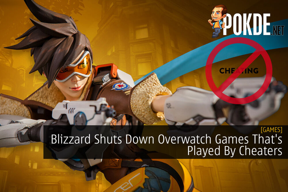 Blizzard Shuts Down Overwatch Games That's Played By Cheaters 20