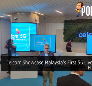 Celcom Showcase Malaysia's First 5G Live Cluster Field Trial 35