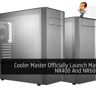Cooler Master Officially Launch MasterBox NR400 And NR600 Cases 34