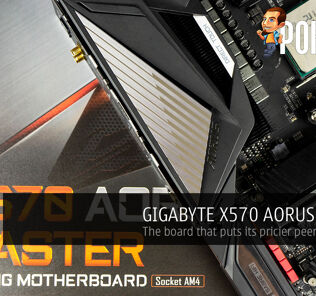 GIGABYTE X570 AORUS Master Review — the board that puts its pricier peers to shame 45