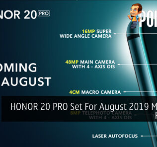 HONOR 20 PRO Set For August 2019 Malaysia Release 27