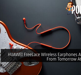 HUAWEI FreeLace Wireless Earphones Available From Tomorrow At RM369 19