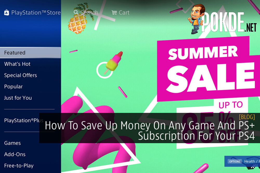 How To Save Up Money On Any Game And PS+ Subscription For Your PS4 21