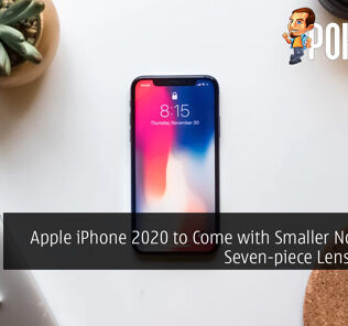 Apple iPhone 2020 to Come with Smaller Notch and Seven-piece Lens Camera