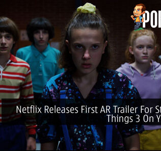 Netflix Releases First AR Trailer For Stranger Things 3 On Youtube 30