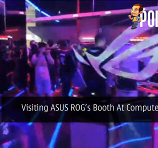 PokdeLIVE 15 — Visiting ASUS ROG's Booth At Computex 2019! 26
