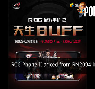 ROG Phone II priced from RM2094 in China 25