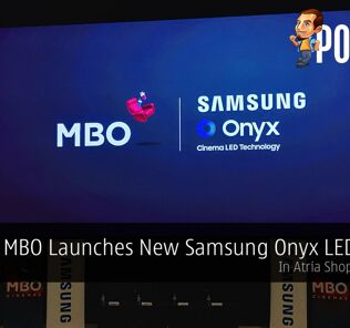 MBO Cinemas Officially Launches New Samsung Onyx LED Screen In Atria Shopping Gallery 22