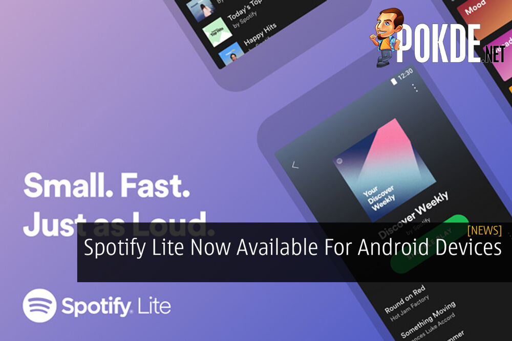Spotify Lite Now Available For Android Devices 26