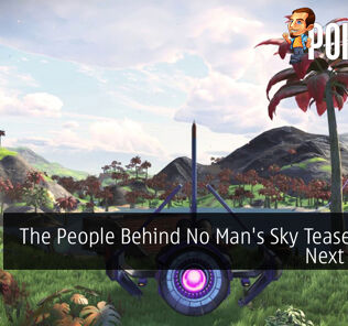 The People Behind No Man's Sky Teases Their Next Project 23