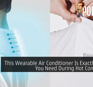 This Wearable Air Conditioner Is Exactly What You Need During Hot Conditions 24