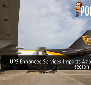 UPS Enhanced Services Impacts Asia Pacific Region Growth 30
