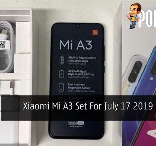 Xiaomi Mi A3 Set For July 17 2019 Launch 31