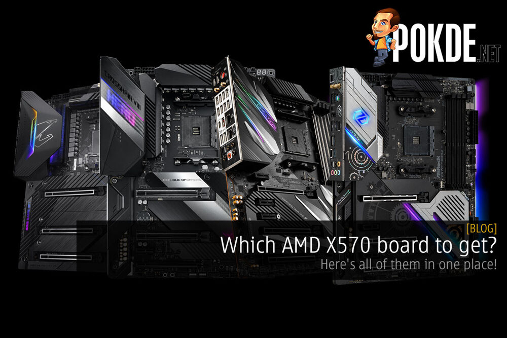 Which AMD X570 board to get? Here's all of them in one place! 22