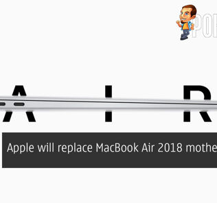 Apple will replace MacBook Air 2018 motherboards for free 30
