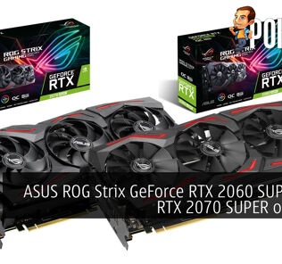 ASUS ROG Strix GeForce RTX 2060 SUPER and RTX 2070 SUPER out now 21
