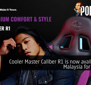 Cooler Master Caliber R1 is now available in Malaysia for RM999 31