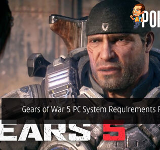Gears of War 5 PC System Requirements Revealed 22