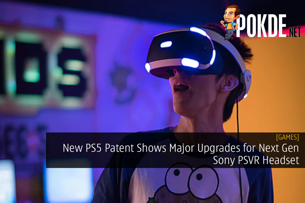New PS5 Patent Shows Major Upgrades for Next Gen Sony PSVR Headset 19