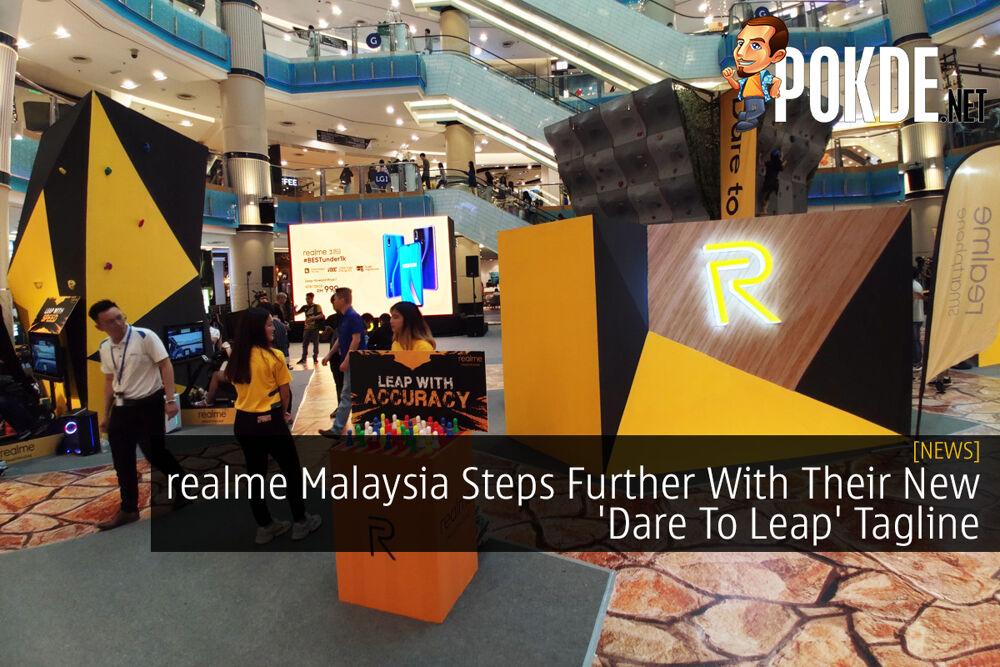 realme Malaysia Steps Further With Their New 'Dare To Leap' Tagline 19