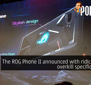 The ROG Phone II announced with ridiculously overkill specifications! 24