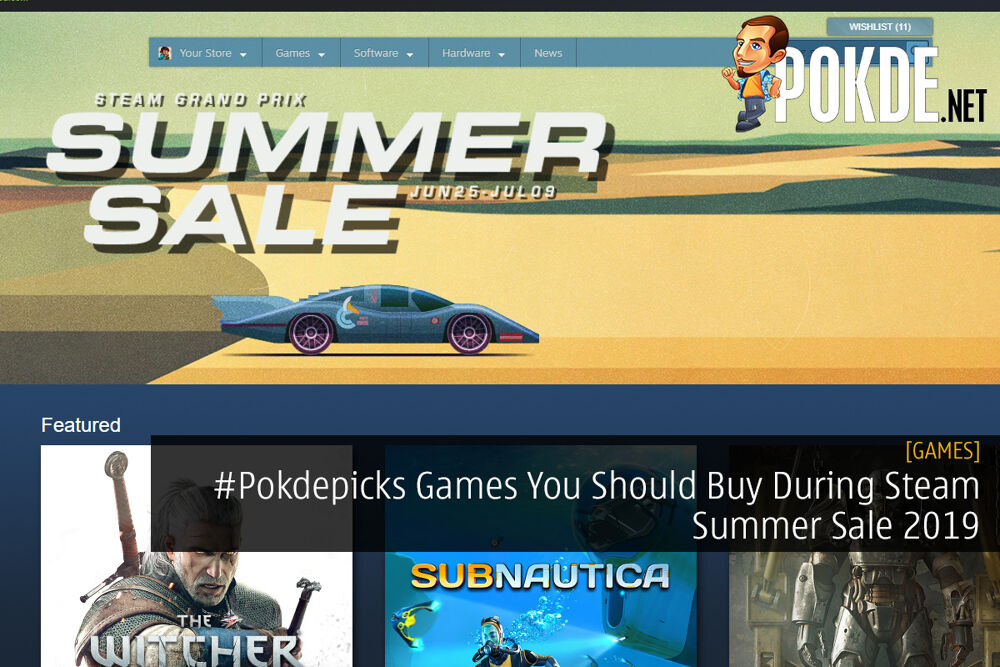 #Pokdepicks Games You Should Buy During Steam Summer Sale 2019 22