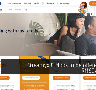 Streamyx 8 Mbps to be offered from RM69/month 26