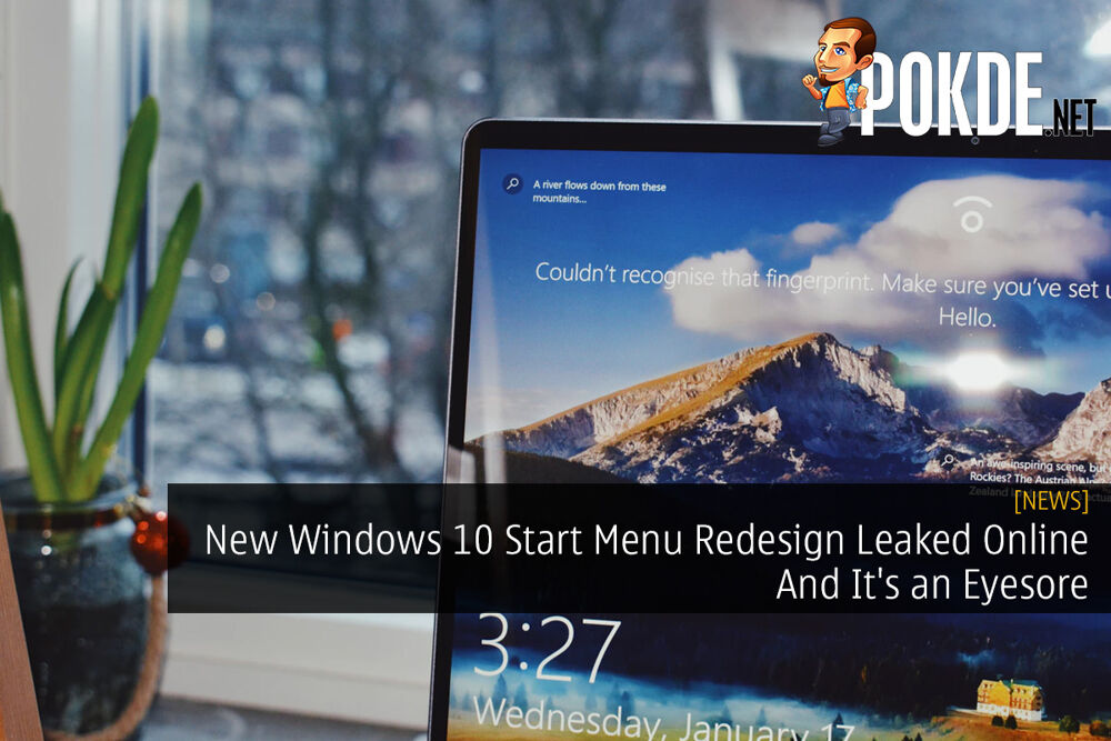 New Windows 10 Start Menu Redesign Leaked Online And It's an Eyesore 19