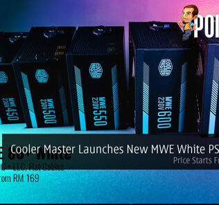 Cooler Master Launches New MWE White PSU Series — Price Starts From RM169 23