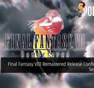 Final Fantasy VIII Remastered Release Confirmed for September