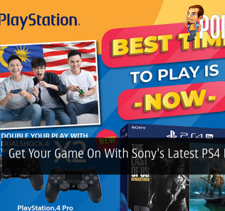 Get Your Game On With Sony's Latest PS4 Bundle 21