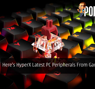 Here's HyperX Latest PC Peripherals From Gamescom 2019 28