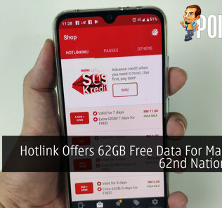Hotlink Offers 62GB Free Data For Malaysia's 62nd National Day 30