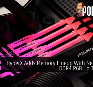 HyperX Adds Memory Lineup With New FURY DDR4 RGB Up To 64GB 33