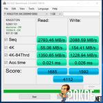 Kingston KC2000 M.2 PCIe NVMe 1TB SSD Review 25