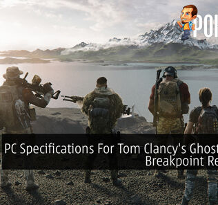 PC Specifications For Tom Clancy's Ghost Recon Breakpoint Revealed 22