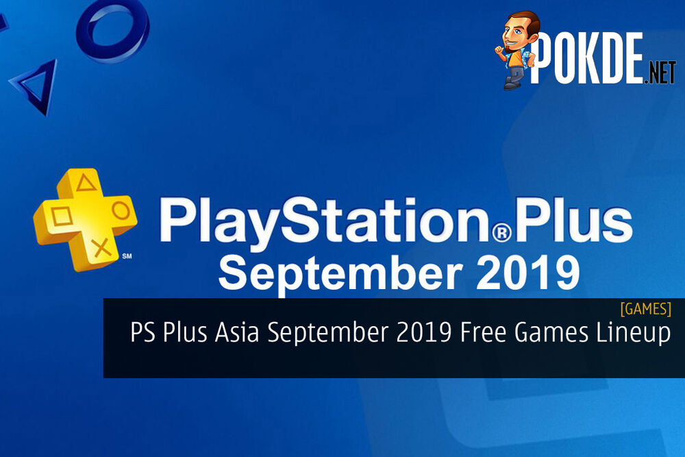 PS Plus Asia September 2019 Free Games Lineup 27