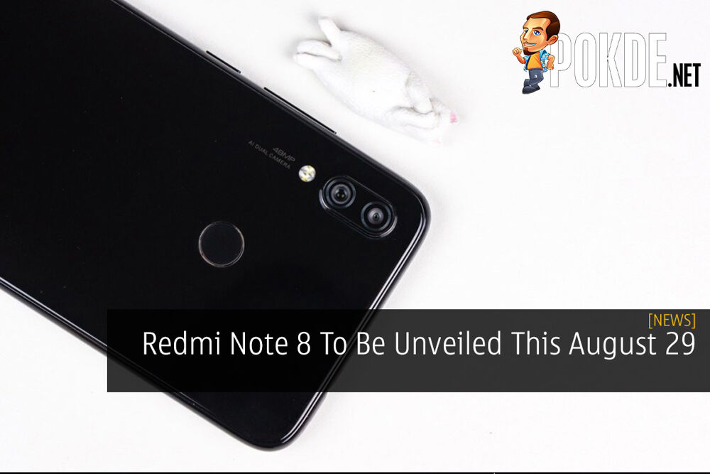 Redmi Note 8 To Be Unveiled This August 29 22