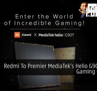 Redmi To Premier MediaTek's Helio G90 Series Gaming Chipset 25