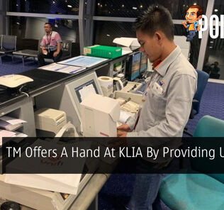 TM Offers A Hand At KLIA By Providing Unifi Air 28