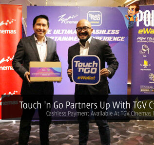 Touch 'n Go Partners Up With TGV Cinemas — Cashless Payment Now Available At 35 TGV Cinemas Nationwide 31
