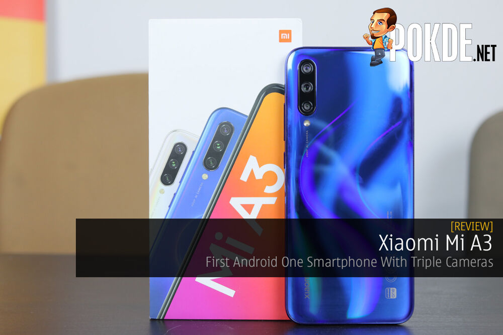 Xiaomi Mi A3 Review — First Android One Smartphone With Triple Cameras 19