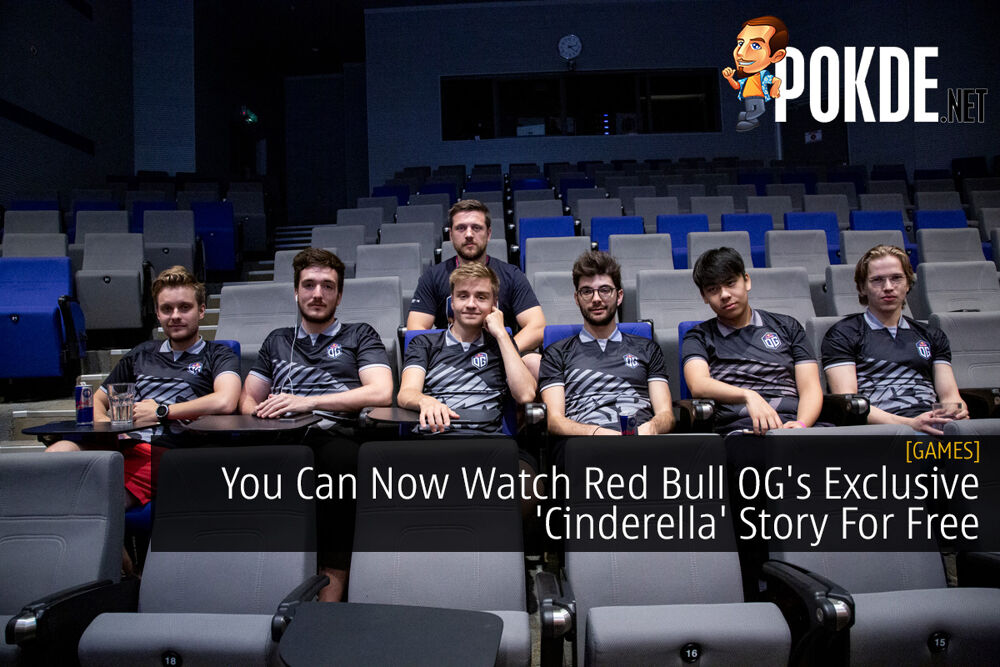 You Can Now Watch Red Bull OG's Exclusive 'Cinderella' Story For Free 15