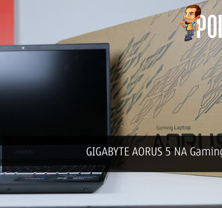 GIGABYTE AORUS 5 NA Gaming Laptop Review