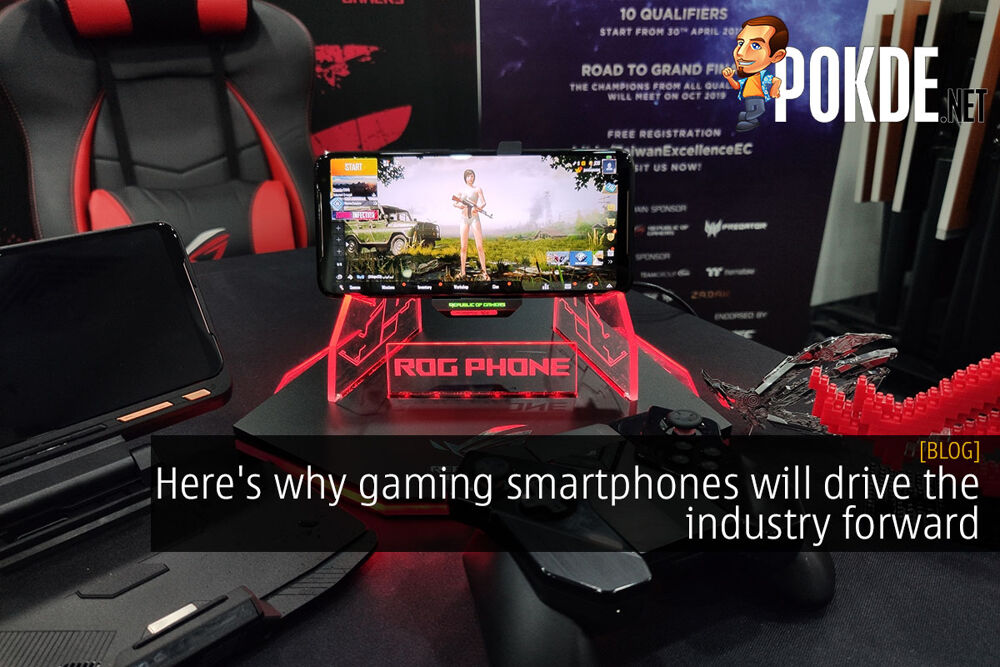 Here's why gaming smartphones will drive the industry forward 19
