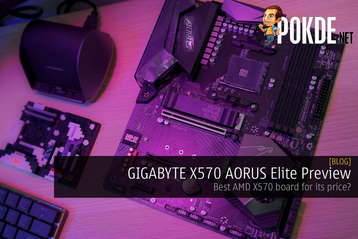 Gigabyte X570 Aorus Elite Preview Best Amd X570 Board For Its Price Pokde Net